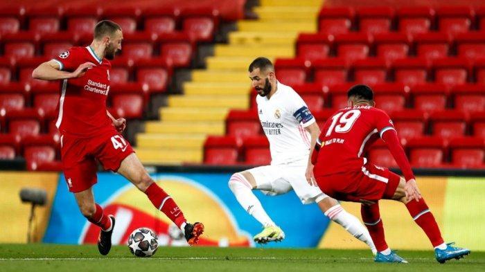 REAL MADRID Singkirkan Liverpool, Ini Kata Zinedine Zidane dan Jurgen Klopp