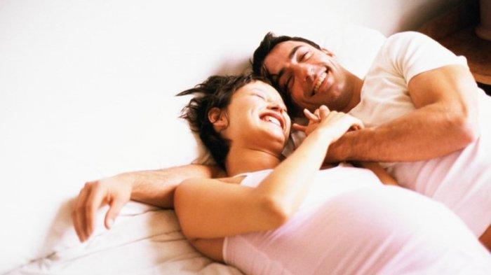 Ilustrasi hubungan intim selama masa kehamilan