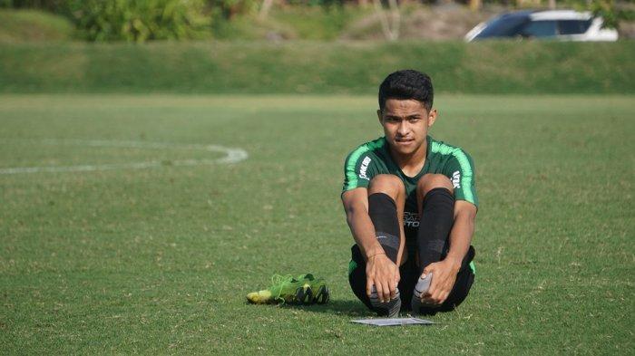Irkham Zahrul Mila Fokus Selesaikan Musim Bersama PSS Sleman