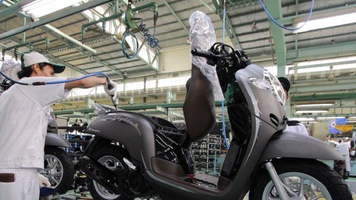 Berikan Kesan Unik dan Fashionable, AHM Segarkan Tampilan New Honda Scoopy