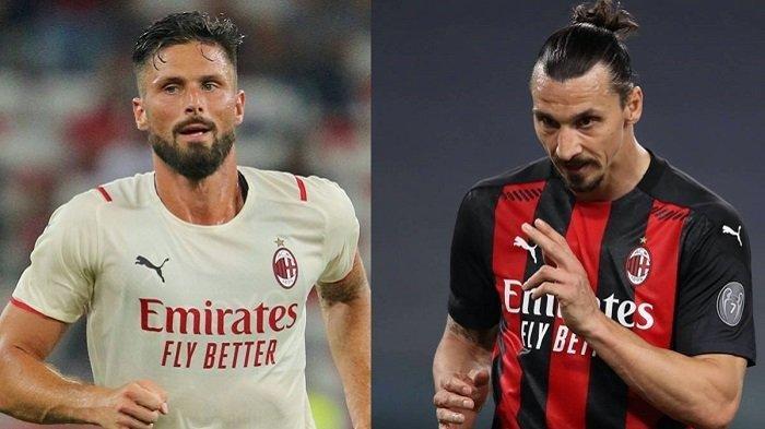 Berita AC Milan Hari Ini: Ibrahimovic Siap Lawan Lazio di Pekan3 Liga Italia, Giroud Positif Covid