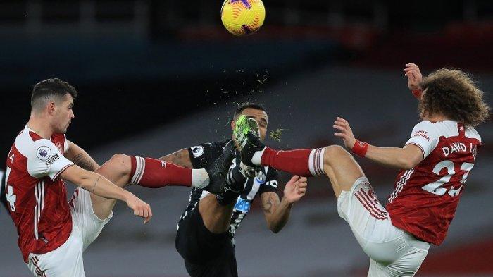 Berita Arsenal, Peringkat Pemain Arsenal vs Newcastle yang Berakhir 3-0