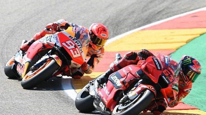 Berita Moto GP Hari Ini: Komentar Valentino Rossi Soal Pencapaian Bagnaia Kendalikan Motor Ducati
