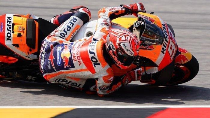 Marc Marquez kembali mengikuti balapan MotoGP 2021.