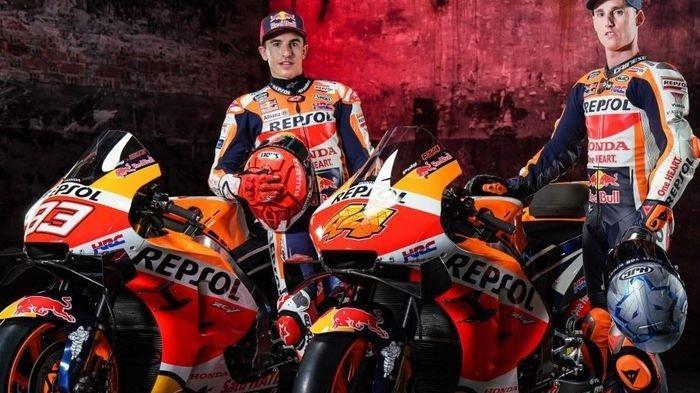 MotoGP - Marc Marquez dan Pol Espargaro