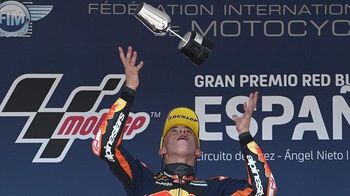 Berita MotoGP Hari Ini: Ajaib, Catatan Impresif Pedro Acosta Lampaui Valentino Rossi & Marc Marquez