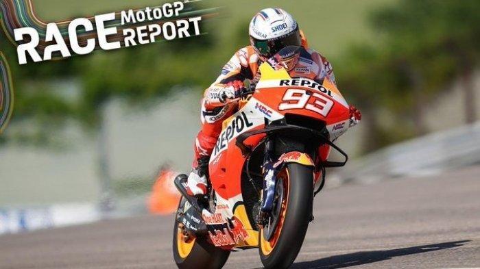 Berita MotoGP Hari Ini: Keraguan Marc Marquez Jadi Kenyataan, Lambat di Kualifikasi Moto GP Belanda