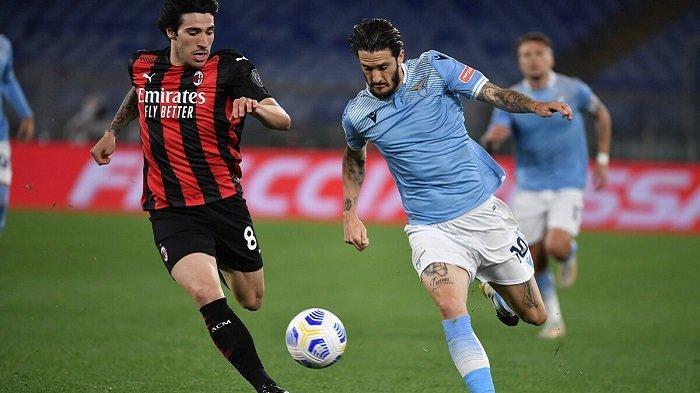 AC Milan vs Lazio, Liga Italia