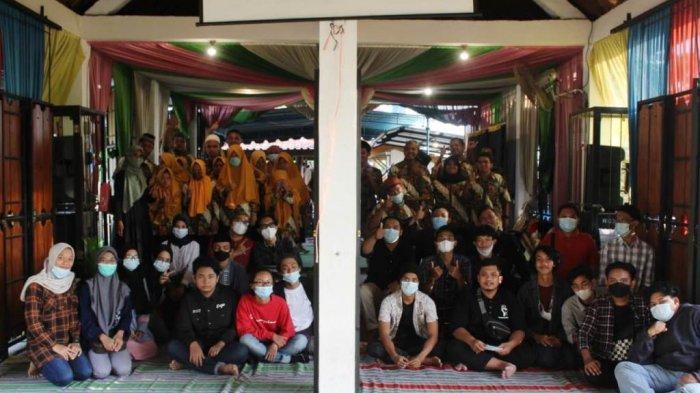 Berkah Ramadan, Gema Muslim Gunung Sempu Berbagi ke Panti Asuhan Bina Siwi