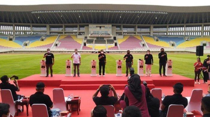 Berkandang di Solo, Kontestan Liga 1 Bhayangkara FC Resmi Berganti Nama jadi Bhayangkara Solo FC