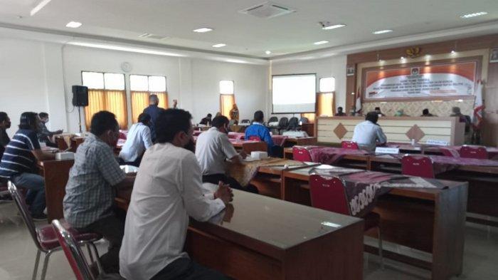 Gerak Cepat, Timses One-Fajri Langsung Lengkapi Kekurangan Persyaratan ke KPU Klaten