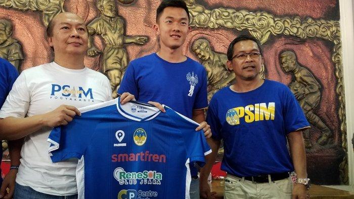 PSIM Yogyakarta dan Mimpi Besar Bambang Susanto