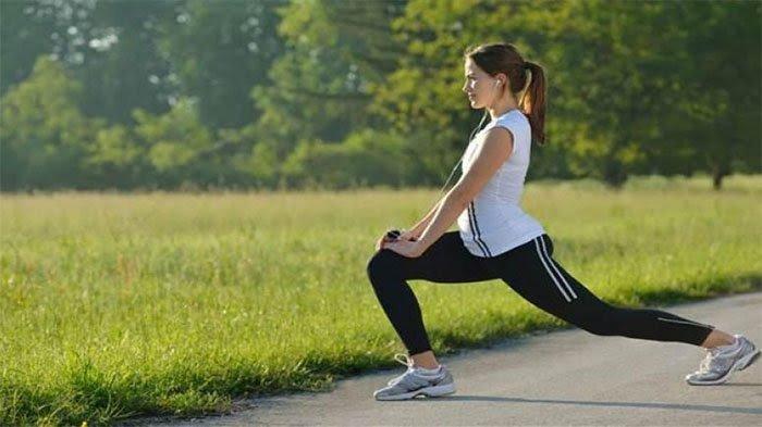 10 Tips untuk Dapatkan Tubuh Bugar, Sehat dan Seksi Tanpa Harus Diet -  Tribun Jogja