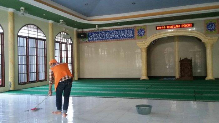 Rumah Zakat Ajak Gerakan Bersih 1.100 Masjid Se-Indonesia