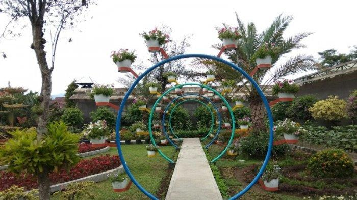 Kebun Bibit Senopati Magelang, Banyak Dikunjungi untuk Wisata Selfie