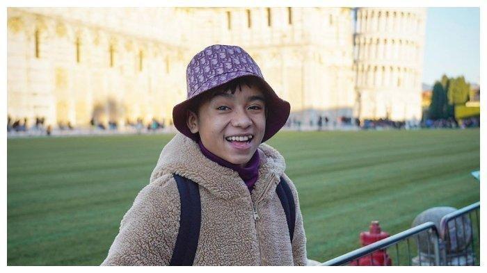 Profil dan Biodata Betrand Peto, Putra Ruben Onsu yang Video Konsernya Trending di YouTube