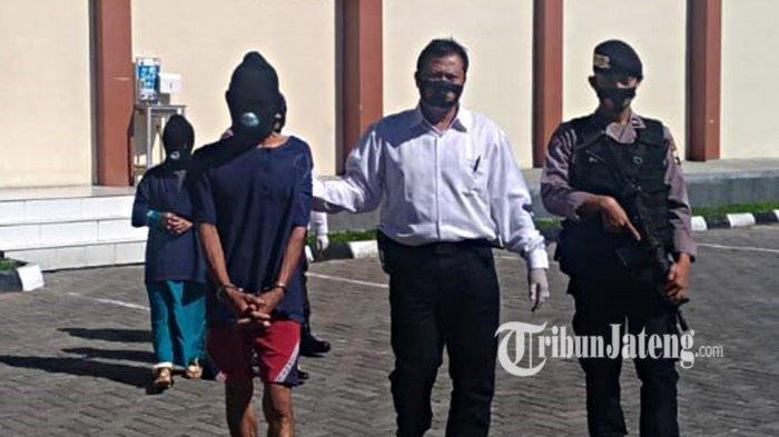 BIADAB! Anak Kandung dan Menantu di Temanggung Tega Bunuh Orang Tuanya, Dipukul Kayu Lalu Digantung