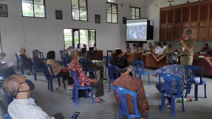 Bidang yang Terdampak Pembangunan Jalan Tol Yogya-Bawen di Margomulyo, Mayoritas adalah Perumahan