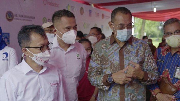 Bidik Pelaku Wisata, Halodoc Pastikan Buka Pos Pelayanan Vaksinasi COVID-19 Dua Kali di Sleman