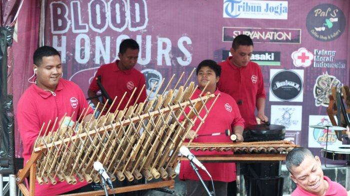 Komunitas Bikers Yogyakarta Ikuti Bikers Blood Honours