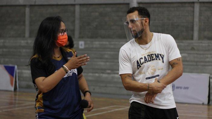 Bima Perkasa Academy Ajak Pebasket Muda dalam Kegiatan Go The Extra Mile