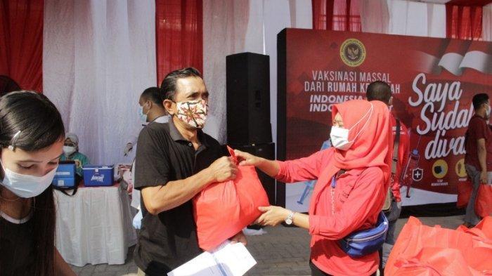 BIN Siapkan 3000 Vaksin Covdi-19 dan 3000 Bansos di Jawa Tengah