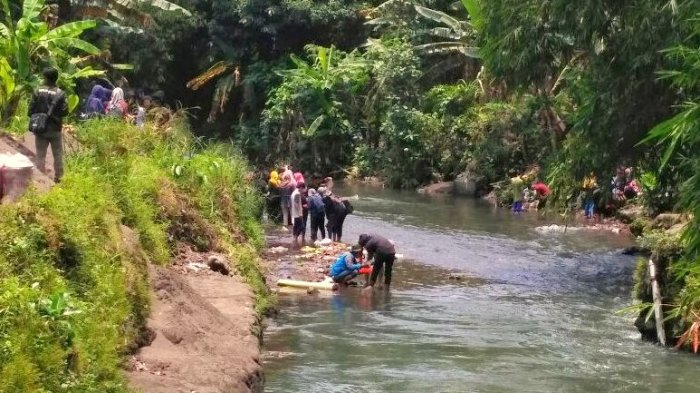 Saintek UIN Suka SosialisasikanMonitoring Kualitas Kesehatan Sungai Lewat Metode BIOTILIK