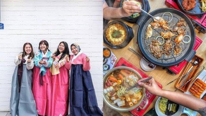 Bisa Jadi Spot Foto Instagrammable Chingu Cafe Little Korea Hadir Di Yogyakarta Tribun Jogja