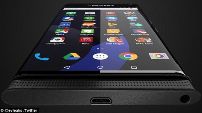 Blackberry Bakal Beralih Penuh ke Android?