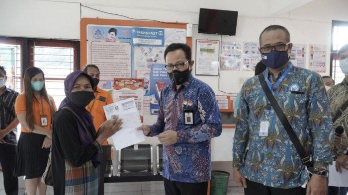 Pemkot Yogyakarta Bersama Humanity and Inclusion (HI) Dorong Pemulihan Ekonomi Melalui BLT