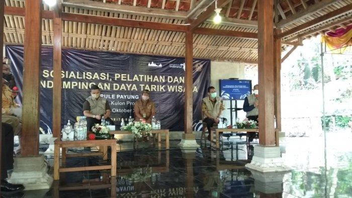 Badan Otorita Borobudur Gelar Pelatihan Bagi Pengelola Wisata Pule PayungKulonprogo