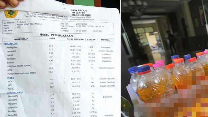 Siswa SD di Kulon Progo Diduga Racik Minuman Soda Oplosan, Ada yang Keracunan Seusai Ikut Menenggak