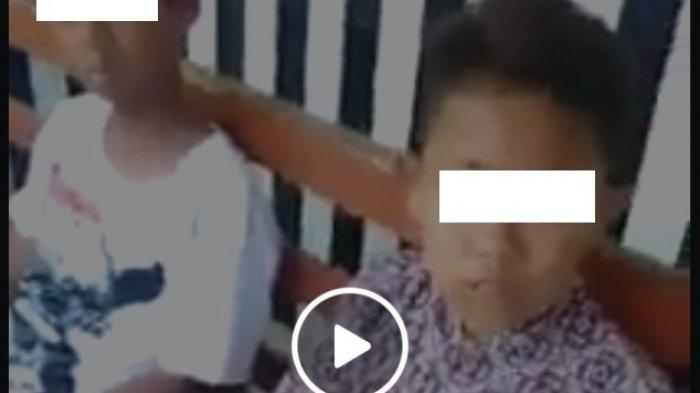 Kocak Tapi Sekaligus Kasihan, Bocah SD Ini dengan Polos Mau Bayar Polisi Saat Ditilang