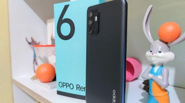 BOCORAN HP BARU Oppo Reno6 5G dan Oppo Reno6 5G Pro, Spesifikasi dan Harga di Indonesia