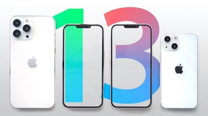 Resmi Dirilis, Ini Perbedaan iPhone Seri 13 dan Seri 12 Lengkap dengan Harga Terbarunya