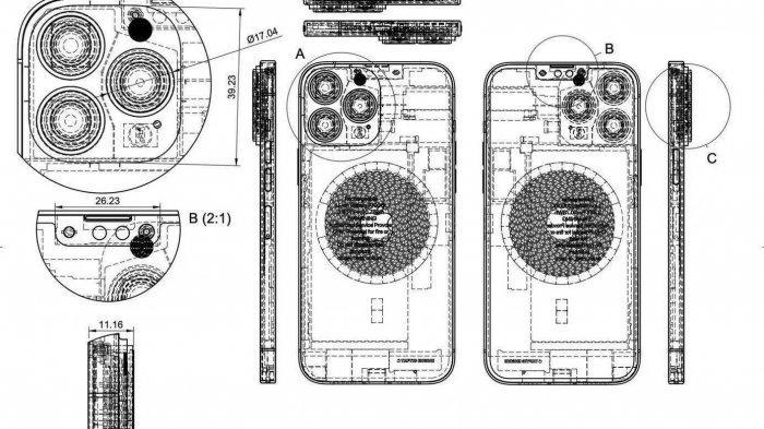 BOCORAN Penampakan Wujud Smartphone iPhone 13, Benarkah Ukurannya Lebih Tebal dari iPhone 12?