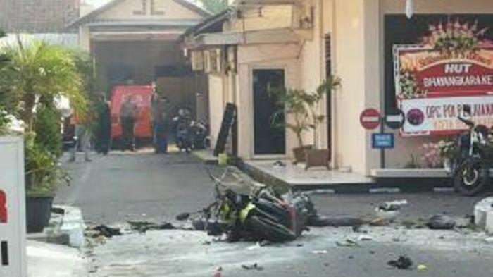 Terduga Teroris di Batam Berkaitan dengan yang di Bekasi dan Bom Bunuh Diri Solo
