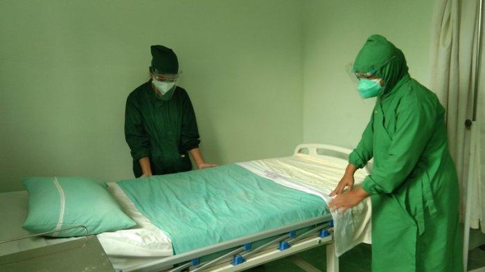 BOR Rumah Sakit Rujukan COVID-19 di Klaten Capai 95,7 Persen