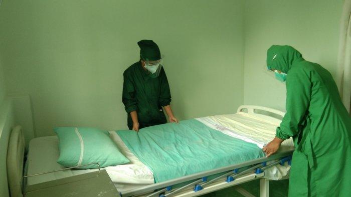 BOR Rumah Sakit Rujukan Covid-19 di Klaten Turun ke Angka 16 Persen