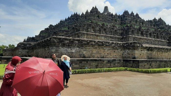 Dikira Wisata Candi Borobudur Buka Saat Libur Lebaran, Banyak Wisatawan Diminta Putar Balik