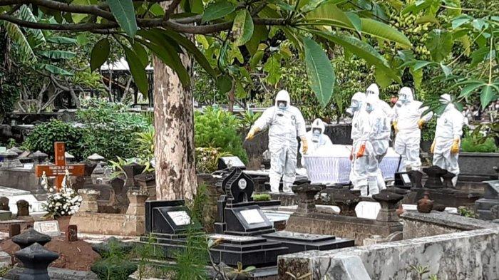 Kasus Kematian Covid-19 di DI Yogyakarta Turun Drastis, Stok Peti Jenazah Menumpuk