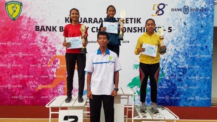 Kontingen Sleman Juara Umum Kejuaraan Atletik Bank BPD DIY Championship ke-5