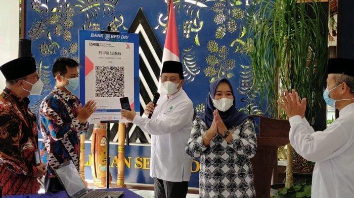 Bank BPD DIY Syariah dan IPHI Kabupaten Sleman Terapkan Transaksi Digital
