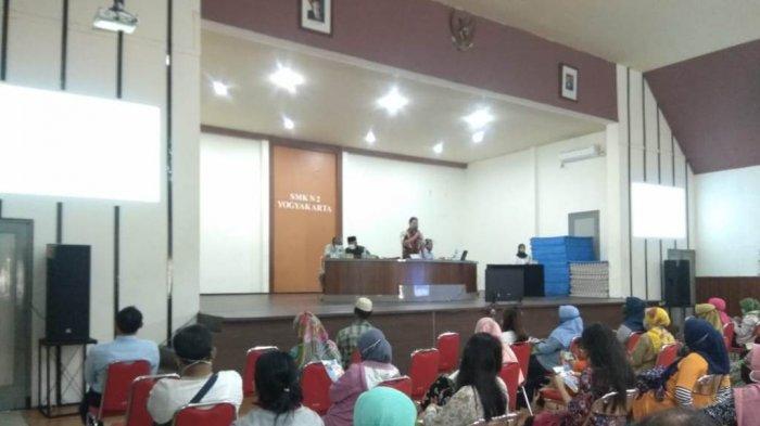 Bank BPD DIY Dukung Pembayaran Akademik Non-Tunai SMKN 2 Yogyakarta