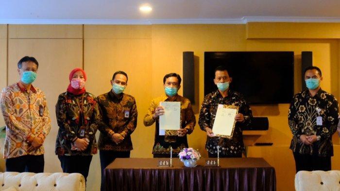 BPD DIY Syariah Jalin Kerjasama Pembayaran Pensiun dengan Dana Pensiun Muhammadiyah