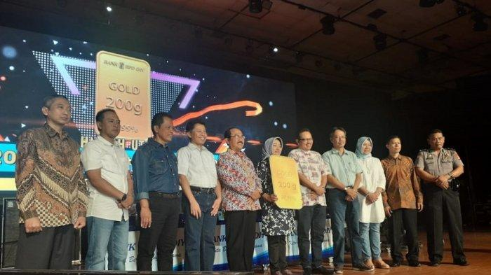 BPD DIY Undi Tabungan Simpeda, Hadiah Utama Logam Mulia 200 Gram