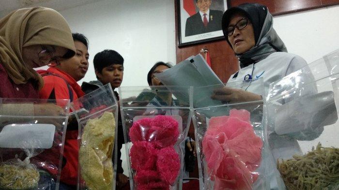 BPOM DIY Temukan Bahan Berbahaya pada Makanan di Beberapa Pasar di Yogyakarta