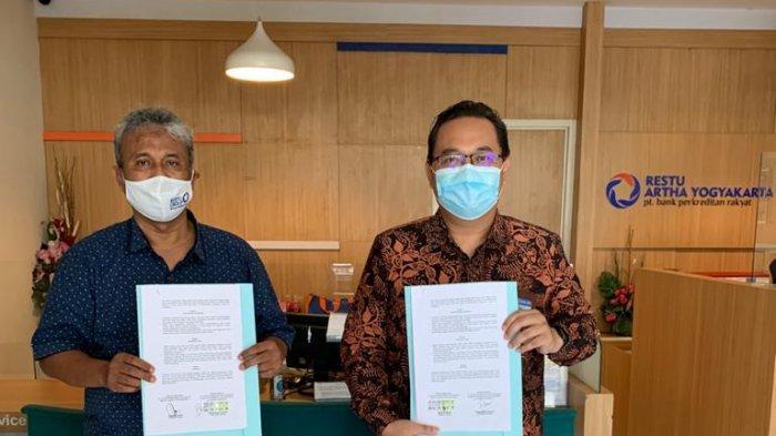 Bank BPD DIY dan  BPR Restu Artha Yogyakarta Teken Nota Kesepahaman