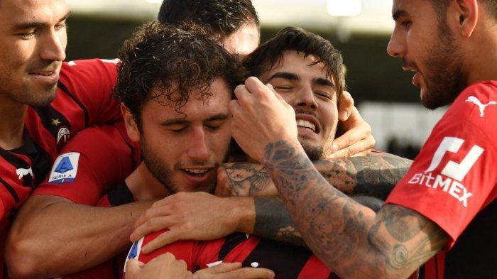 Jadwal TV Liga Italia di beIN SPORTS RCTI: AC Milan vs Verona, Lazio vs Inter, Juventus vs AS Roma