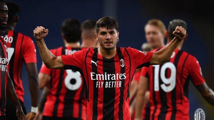 Sampdoria 0-1 AC Milan, Komentar Stefano Pioli Soal Penampilan Brahim Diaz,Sandro Tonali, Krunic